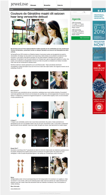 Jeweline Newsletter